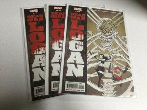 Dead Man Logan 5 6 7 Nm Near Mint Marvel Comics