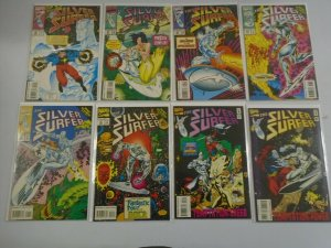 Silver Surfer Comic Lot (2nd Series) #90-142 + 3 ANN (40 DIFF) 8.0 VF - 1988-94