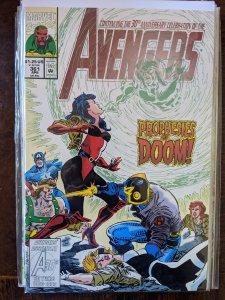 The Avengers: PROPHETS OF DOOM #361 (1993)