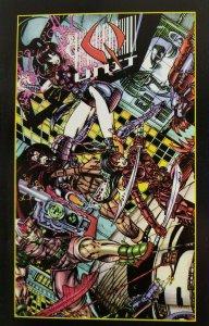 Q-Unit #1 Harris Comics 1993 NM