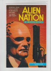 Alien Nation: A Breed Apart #1-4 FVF (1990, Adventure) Obscure Copper Age Comics