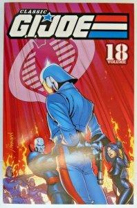 *Classic GI Joe TPB 18 (IDW, '09, 1st Edition)