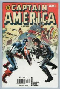 Captain America 14 Apr 2006 NM- (9.2)