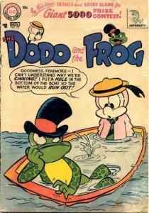 Dodo and the Frog #90, Fair (Stock photo)