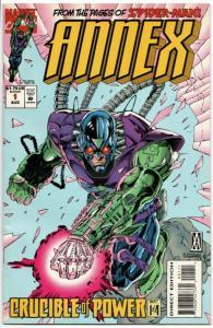 Annex #1 (Marvel, 1994) FN