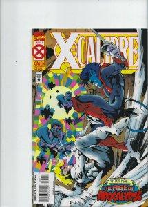 X-Caliber #1