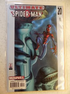 ULTIMATE SPIDER-MAN # 20