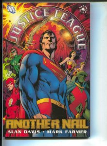 Justice League Of America: Another Nail-Alan Davis-TPB-trade