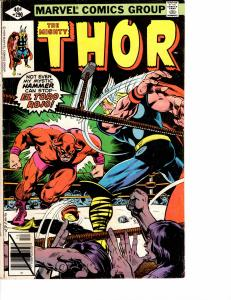 Mighty Thor (1966) 290 VG (4.0)