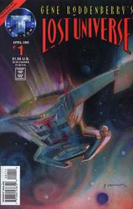 Lost Universe (Gene Roddenberry's…) #1 VF; Tekno | save on shipping - details in