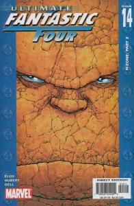 Ultimate Fantastic Four #14 VF/NM; Marvel | save on shipping - details inside