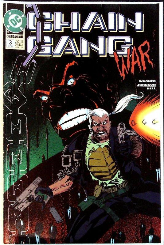 Chain Gang War #3 (1993)