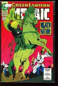 Green Lantern: Mosaic #13 (1993)