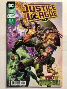 Justice League #7 (2016) - Rebirth