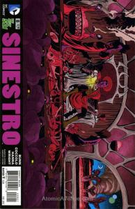 Sinestro #8A VF/NM; DC | save on shipping - details inside