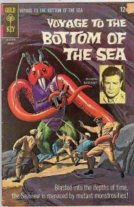 Voyage to the Bottom of the Sea #13 (Aug-68) GD/VG Affordable-Grade