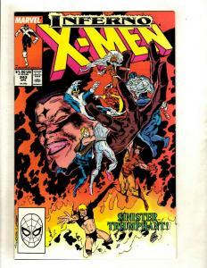 12 Uncanny X-Men Comics # 243 245 246 247 248 249 250 251 252 253 254 255 SM13
