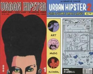 URBAN HIPSTER (1998 ALTERNATIVE) 1-2  Lasky & Stump