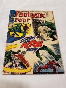 Fantastic Four 71 VG