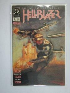 Hellblazer Annual #1 6.0 FN (1989 Vertigo)