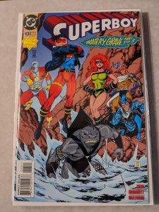 Superboy #13 NM DC Comics