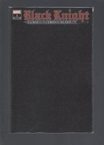 Black Knight: Curse Of The Ebony Blade #1 variant