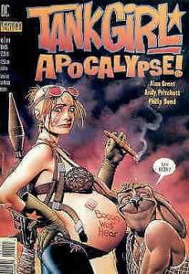 Tank Girl: Apocalypse #1 VF/NM; DC/Vertigo   save on shipping - details inside