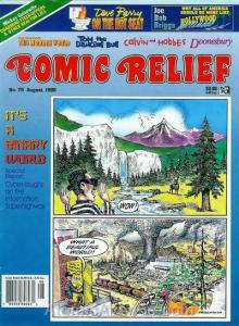 Comic Relief (magazine) #78 FN; Page One | save on shipping - details inside