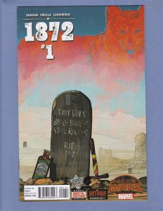 1872 #1 NM- Marvel 2015