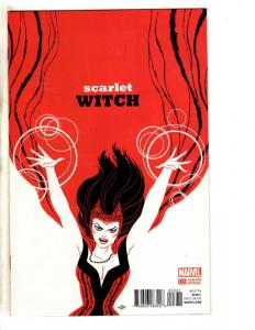 Scarlet Witch # 3 NM 1st Print VARIANT Cover Marvel Comic Book Frank Cho COV MK5