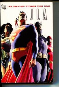 Greatest Stories Ever Told JLA-Joe Kelly-TPB-trade