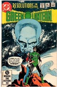 Green Lantern #151 (1960 v2) Marv Wolfman Joe Staton NM-