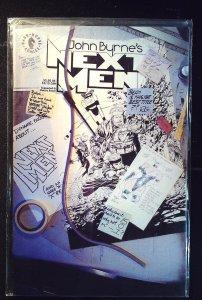 John Byrne's Next Men #15 (1993)