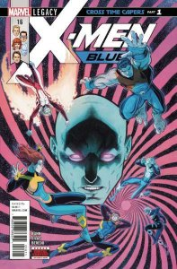 X-Men: Blue #16, NM (Stock photo)