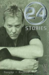 24: Stories #1 VF/NM; IDW   save on shipping - details inside