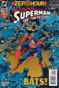 Superman: The Man of Steel #37, NM (Stock photo)