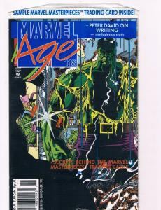 Marvel Age # 118 Marvel Comic Books Hi-Res Scans Modern Age Awesome Issue!!!! S4
