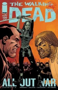 The Walking Dead #120 (2013)