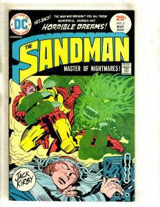 9 Comics Sandman 2 All-Star Squadron 1 3 Hawkman 101 Captain Carrot 1 +MORE JF31