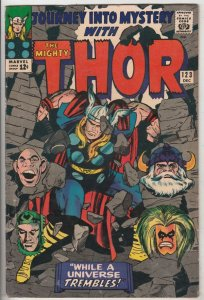 Journey into Mystery #123 (Dec-65) VF+ High-Grade Thor