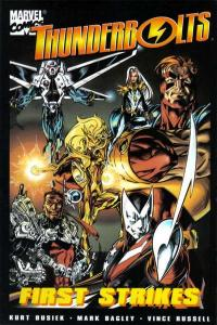 Thunderbolts (1997 series) First Strikes TPB #1, NM + (Stock photo)