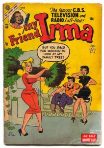 My Friend Irma #44 1954-ATLAS-DAN DECARLO ART-SPICY G
