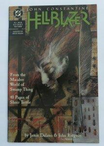 Hellblazer #1 VF+ 1st Print John Constantine DC Comics 1988 Jamie Delano
