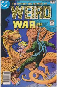 Weird War Tales #66