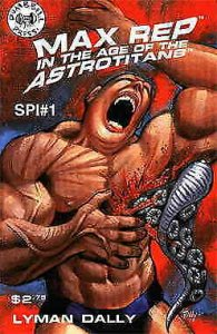 Max Rep in the Age of the Astrotitans #1 FN; Dumbbell | save on shipping - detai