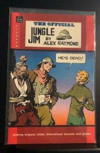 Official Jungle Jim (CA) #1 (1988)