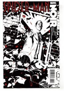Spider-Man Noir #3 variant cover 2009 Marvel comic book NM-