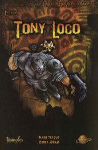 Tony Loco #1 VF/NM; Illusive | save on shipping - details inside