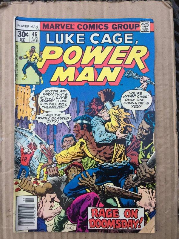Power Man #46 (1977)