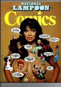 National Lampoons Comics - Neal Adams - Bobby London - Bode - Gorey - 1974 - VF
